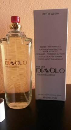Perfume Antonio Banderas Diavolo Masc