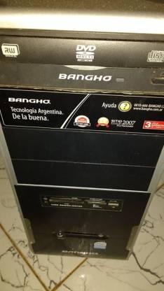 Computadora escritorio Bangho