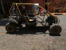 Karting motor 250 con reversa