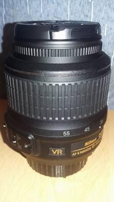 Lente Nikkor 18-55mm VR