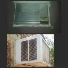 Aire acondicionado de ventana de 18.000 btu