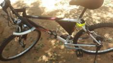 Bicicleta marca ORBEA (ESPAÑOLA) aro 26 21 velocidades equipamientos Shimano