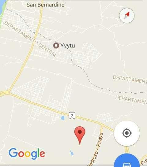 Terreno en Ypakarai