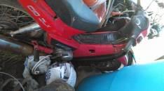 Moto Kenton 125 cc con documentos