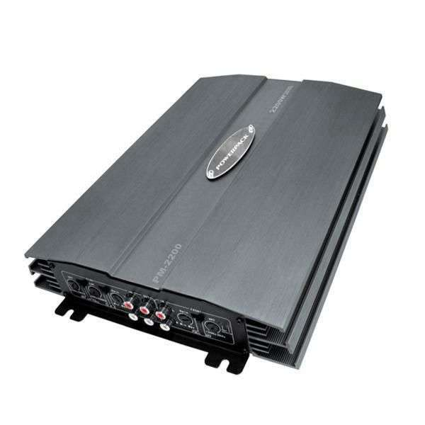 Amplificador de 2200W