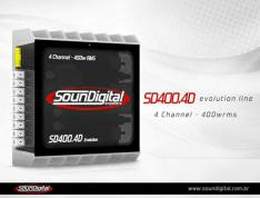 Módulo SounDigital 400 rms