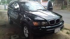 BMW X5 naftera 2003