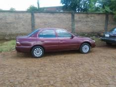 Toyota Corolla diésel mecánico