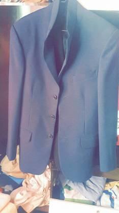 Saco de traje azul noche