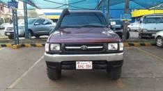 Toyota Hilux 2001 4x4