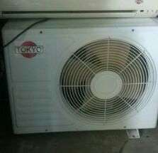 Mantenimiento e instalación de acondicionador de aire tipo split