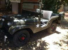 Jeep Willys 1965 restaurado