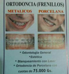 Estética dental ortodoncia