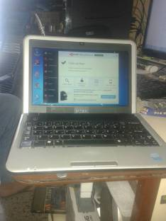 Netbook Dell SSD