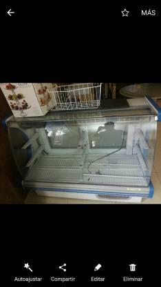 Exhibidor Refrigerado