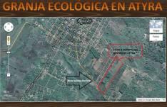 Granja de 17 hectareas en Atyra