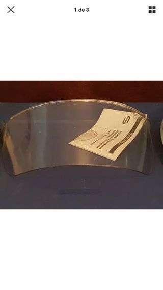 Protector facial para cascos marca Bullard/Cairns/Cronwell - 1