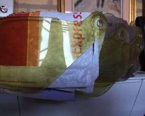 Visores/protector facial para cascos Bullard/Cairns/Cronwell
