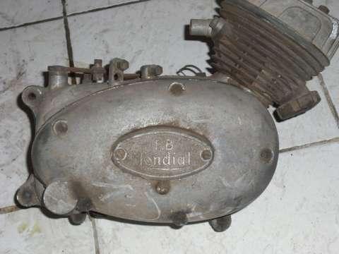 Motor de moto clasica FB Mondial 48cc