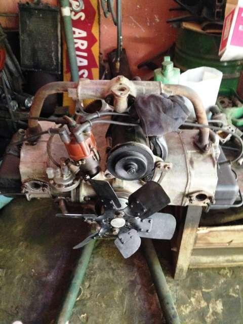 Motor Goliath 1100cc tipo fusca de coleccion