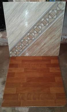 Piso de primera 40x40 para baño de 3x2