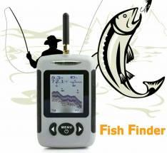 Sonar para pesca