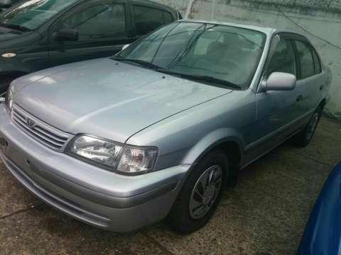 Toyota Tercel 1998 Recién Importado