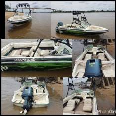 Lancha SeaRay motor Yamaha 115