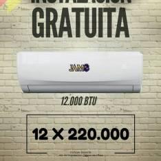 Aire acondicionado de 12.000 btu