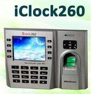 Reloj biométrico