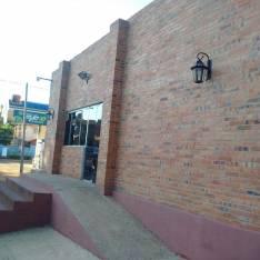 Salón en esquina