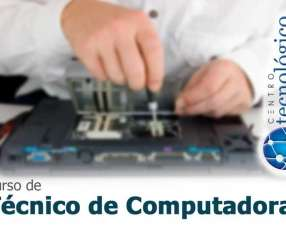 Curso de Reparación PC y Impresora