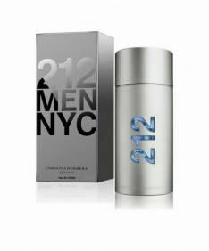 Perfume para caballeros 212 de 200ml