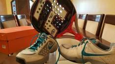 Calzado Nike para paddle y paleta