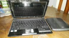 Netbook Acer mas grabadora de dvd externo.