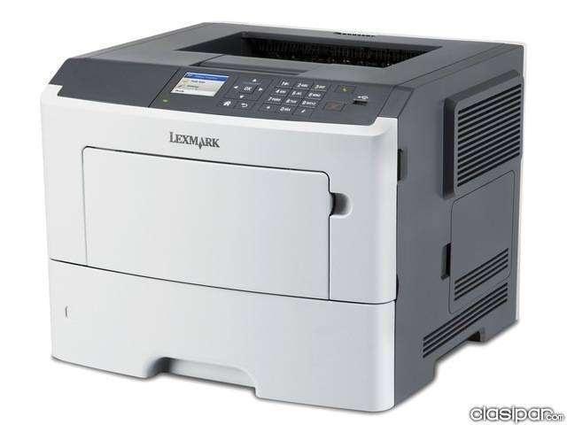 Lexmark MS610 - 0