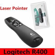 Puntero laser Logitech