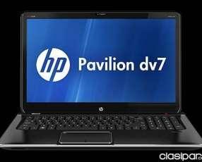 Notebook Hp pavilion Dv7 Alta Gama para Diseñadores