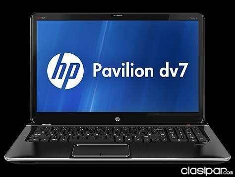 Notebook Hp pavilion Dv7 Alta Gama para Diseñadores - 0
