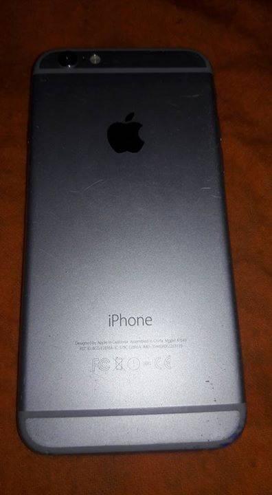 comprar iphone 6 roto