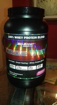 Whey Protein Blend