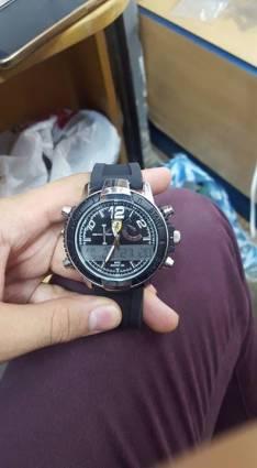 Reloj masculino FERRARI