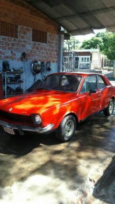 Ford corcel 1976 de coleccion