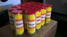 Tubo pelotitas Tennis Wilson