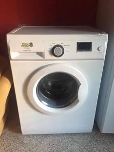 Lavarropas y microondas Jam