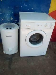 Lavarropa y centrifugadora