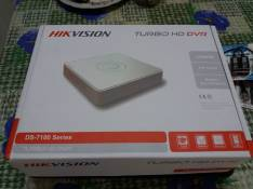 DVR Hikvision para 4 camaras Turbo HD 720p