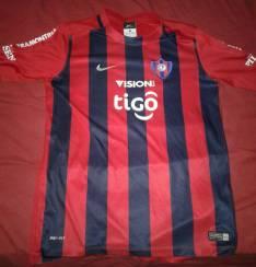 Camiseta de Cerro Porteño original