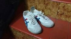 Zapatos Tiger original color blanco calce 41/42