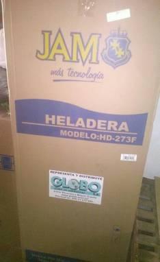 Heladera Jam